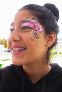 Auntie Stacey, Face Painter for the SF Bay Area