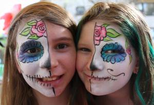 Auntie Stacey's Face and Body painting, www.auntiestaceysfacepainting.com