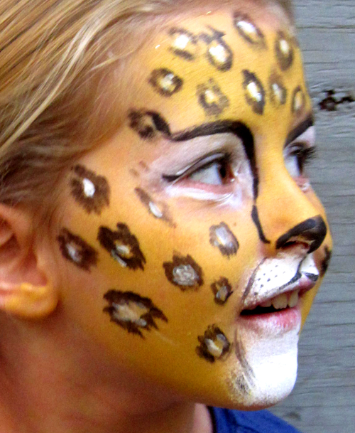 Wolfe Brand Face Paint