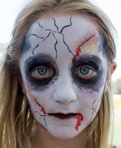face paint by Auntie Stacey Dennick
