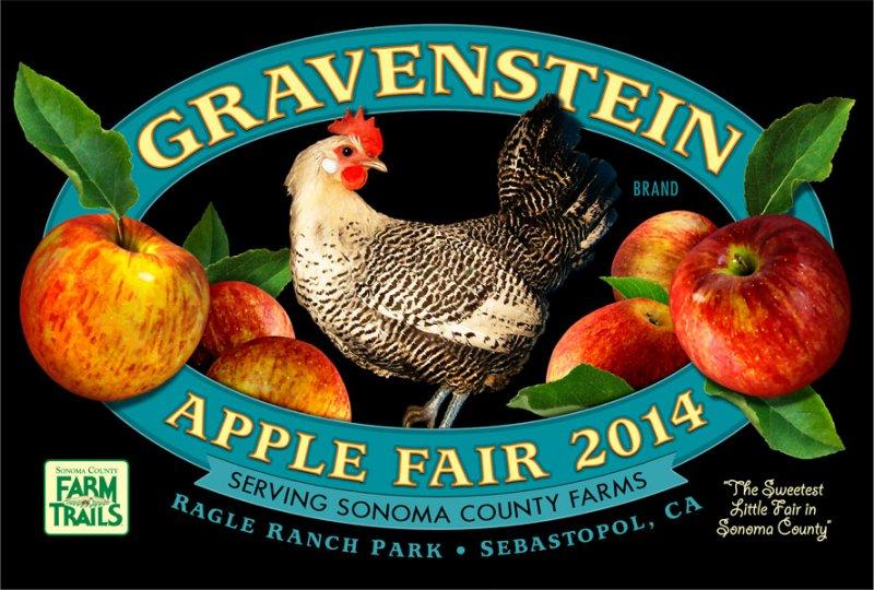 Gravenstein Apple Fair 2014