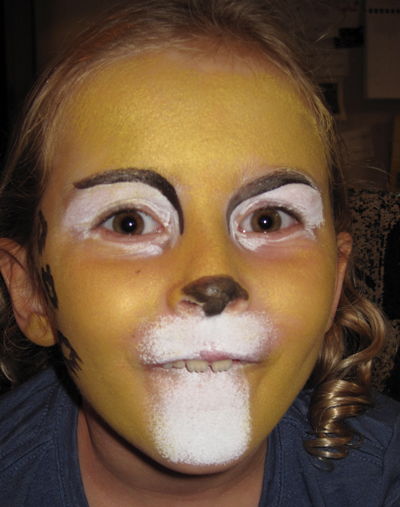 Snazaroo Gold Face Paint