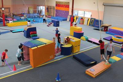 Rohnert Park Gym