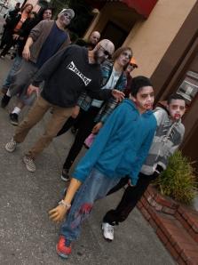 Zombie Walk Sebastopol 2013