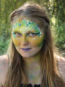Auntie Stacey's Face Painting, SF Bay Area, www.auntiestaceysfacepainting.com