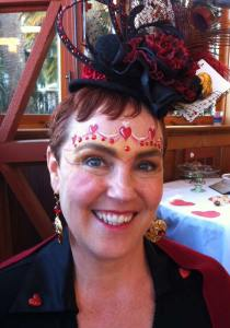 Auntie Stacey's Face and Body Painting , Queen of Hearts