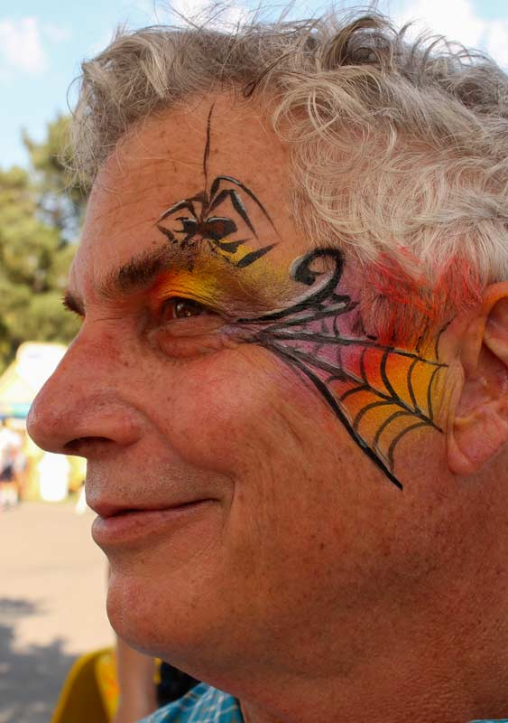 Auntie Stacey's Face Painting, Sonoma, Marin, Napa county Santa Rosa face painter