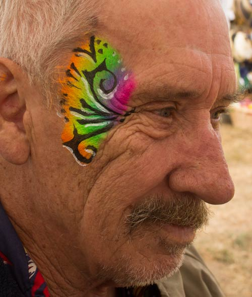 Best 25 Adult face painting ideas on Pinterest