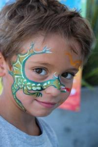 www.auntiestaceysfacepainting.com, Face Painting for the SF Bay Area