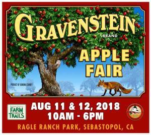 Gravenstein Apple Festival, Sebastopol